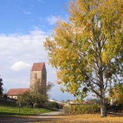 Eglise de la Burnkirch - © André Dubail