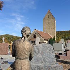 Burnkirch Church - © Vianney MULLER