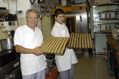 La biscuiterie de Retzwiller