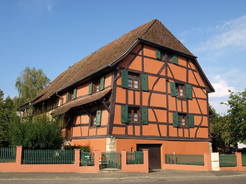 Le village de Friesen et son circuit du patrimoine