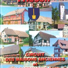 - © Guide to the Circuit of old houses and built heritage of Friesen