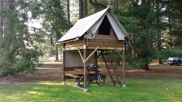 Campingplatz Les Acacias ALTKIRCH