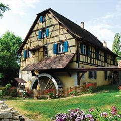 Moulin de Hundsbach - © Office de Tourisme du Sundgau