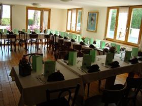 Restaurant le Césarhof  LINSDORF