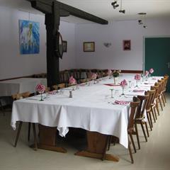 - © Restaurant le relais de l'Abbaye  LUCELLE
