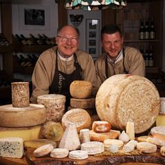 Éleveur de fromages Antony Vieux Ferrette - © Fromagerie Antony Vieux Ferrette