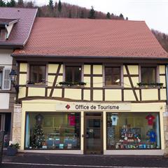 Office de Tourisme du Sundgau : Bureau d'informations touristiques de Ferrette - © Vianney MULLER