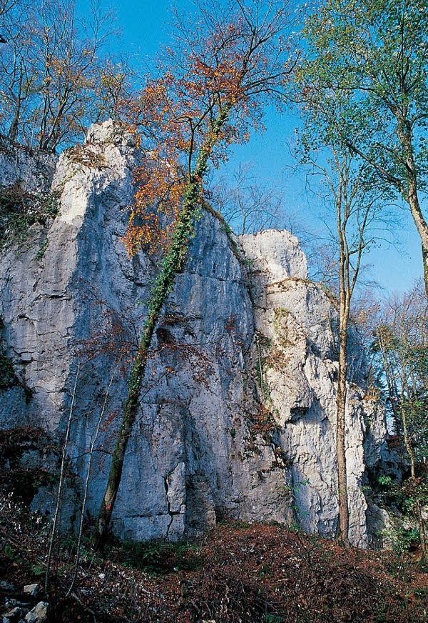 Ferrette Dwarfs Cave