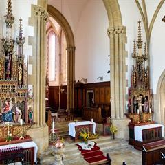 Eglise Saint Bernard de Menthon - © Vianney MULLER