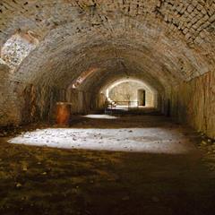 Cave du château du Morimont ©Vianney-MULLER