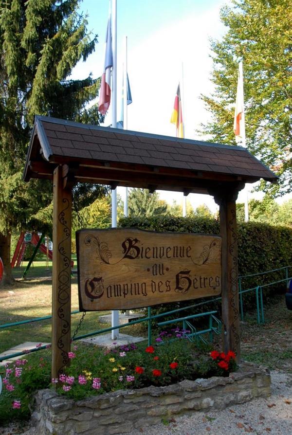 BENDORF Beech Campsite