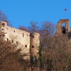 Fête médiévale à Ferrette www.ferrette-medievale.org - © Vianney MULLER