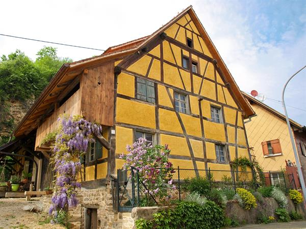 Half-timbered house Oltingue