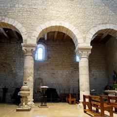 Eglise Romane de Feldbach - © Vianney MULLER