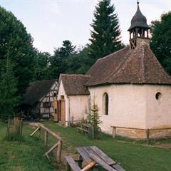 Chapelle Saint Brice d'Oltingue - © OT Sundgau
