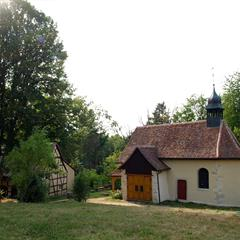 Chapelle Saint Brice d'Oltingue
