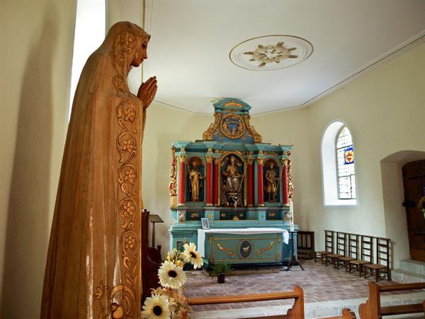 Chapelle Saint Brice d'Oltingue