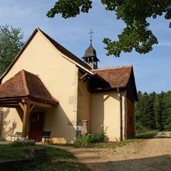 Chapelle Saint Brice d'Oltingue - © Vianney MULLER