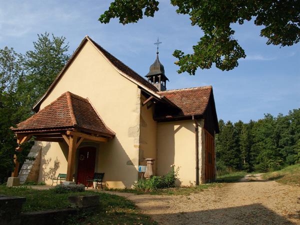 Chapel of Saint Brice d'Oltingue