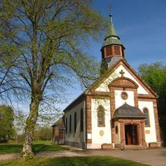 - © Chapelle Notre Dame de Grunenwald