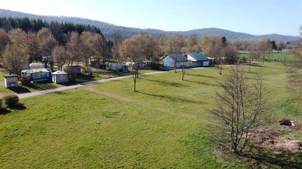 Interkommunaler Campingplatz des Courtavon COURTAVON Les 2 Barges