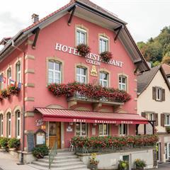 - © Hôtel-Restaurant Collin Ferrette