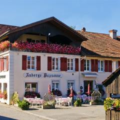 Restaurant de l'auberge et hostellerie Paysanne  LUTTER - © Auberge Paysanne Lutter