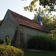 St Brice Hausgauen Chapel - © Vianney MULLER