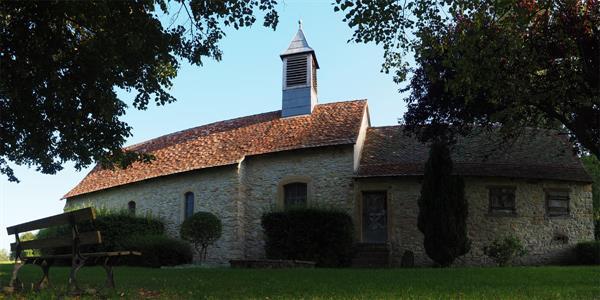 St. Brice Hausgauen Kapelle