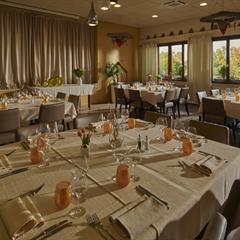 The restaurant room - © Restaurant la Couronne TAGSDORF