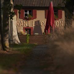 La terrasse - © Restaurant la Couronne  TAGSDORF