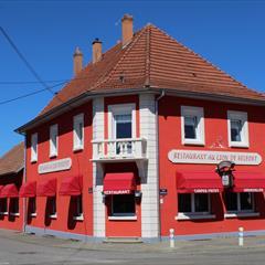 Restaurant au Lion de Belfort BISEL - © Restaurant au Lion de Belfort BISEL