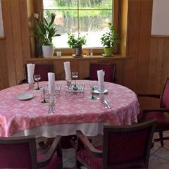 Restaurant au Lion de Belfort BISEL - © Table familiale - Restaurant au Lion de Belfort BISEL