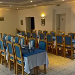 Restaurant au Lion de Belfort BISEL - © Grande salle - Restaurant au Lion de Belfort BISEL