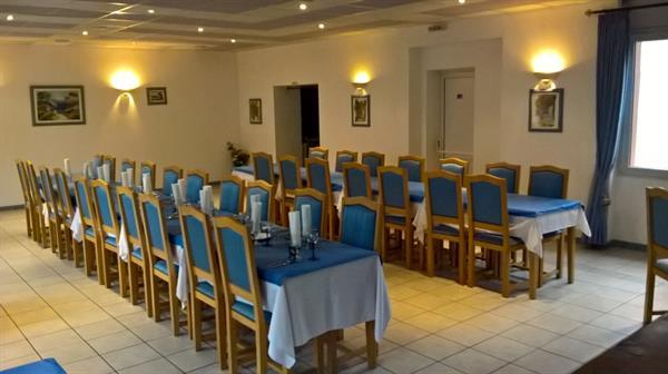 Restaurant at Lion de Belfort BISEL