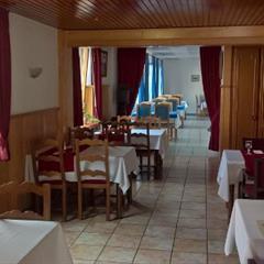 Restaurant au Lion de Belfort BISEL - © Petite salle - Restaurant au Lion de Belfort BISEL