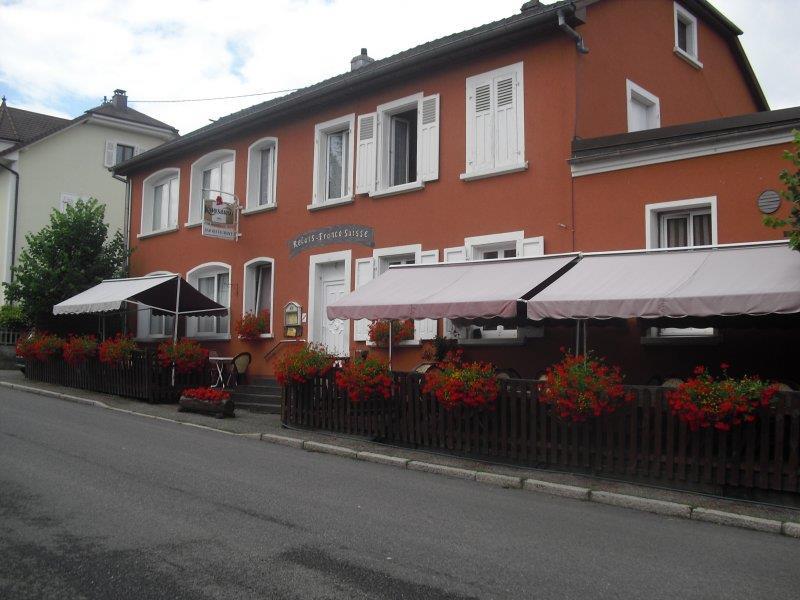 Restaurant le relais Franco-Suisse