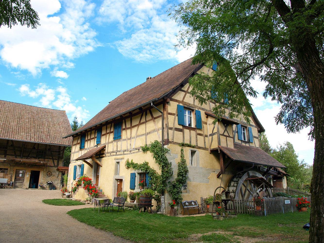 Randonnée pédestre: Découverte de la vallée de Hundsbach
