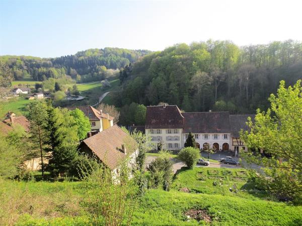 Charming Cottage Fontaine du Sundgau