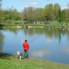Etang de pêche du Birryhof - © OT Sundgau