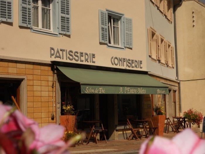 Salon de thé - pâtisserie - La main à la pâte