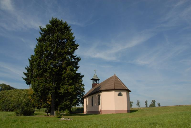 Notre Dame Chapel in Bellefontaine