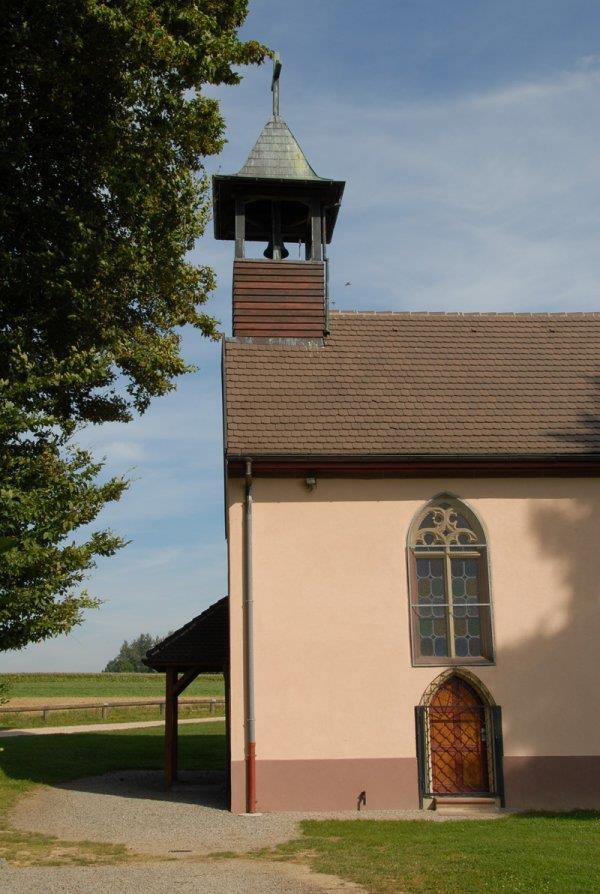 Kapelle Notre Dame de Bellefontaine