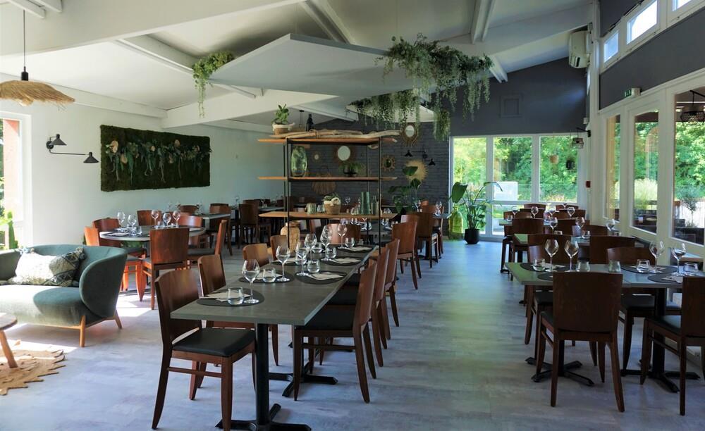 Restaurant du camping Les Acacias