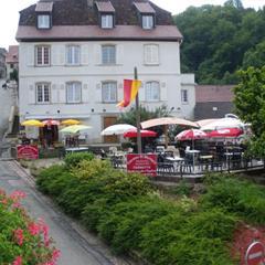 - © Restaurant le caveau Saint-Bernard  FERRETTE