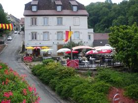 Restaurant le caveau Saint-Bernard  FERRETTE