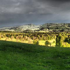 View from the Hornihof farm - © Vianney MULLER