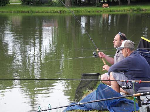Parcours touristique de pêche à la truite Carspach - Altkirch