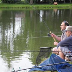 Parcours touristique de pêche à la truite - © peche-carspach.fr
