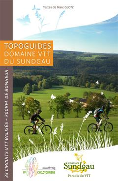 Topoguide of Sundgau MTB Area